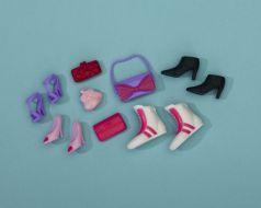Кукла Steffi одежда аксессуары 45 предметов