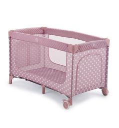 Манеж-кровать Happy Baby Martin, цвет: Rose