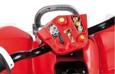 Электромобиль Peg-Perego OR0049, цвет: красный