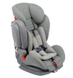 Автокресло Happy Baby Mustang, цвет: gray