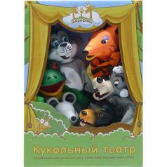 Кукольный театр Жирафики Теремок