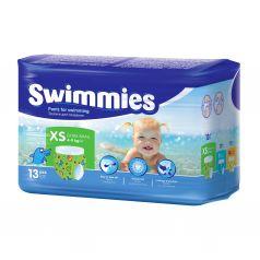 Трусики-подгузники Helen Harper Swimmies (4-9 кг) шт.