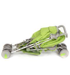 Коляска-трость Corol S-5, цвет: салатовый