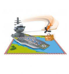 Игровой набор Dickie Самолеты Летная станция на радиоуправлении 39 см