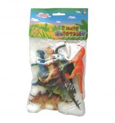 Игровой набор 1Toy В мире животных Динозавры