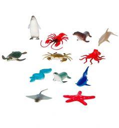Игровой набор 1Toy В мире животных Морские животные