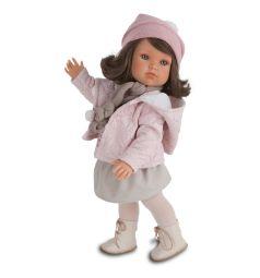 Кукла Juan Antonio Белла в зимнем наряде