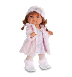 Кукла Juan Antonio Фермина рыжая