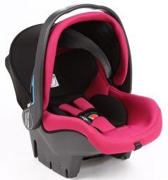 Спальный блок + автокресло Peg-Perego Modular Set Peg-Perego люлька Navetta Pop Up/автокресло Primo Viaggio Tri-Fix/сумка Borsa, цвет: розовый