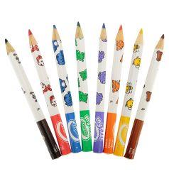 Карандаши цветные Crayola толстые