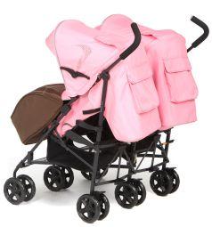 Коляска-трость Mobility One UrbanDuo A6670, цвет: розовый
