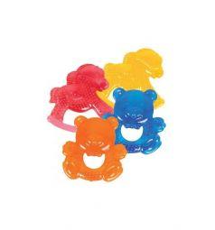 Прорезыватель Курносики Любимые игрушки Зеленный медвежонок