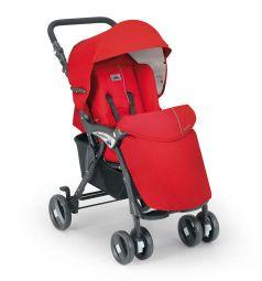 Прогулочная коляска Cam Portofino, цвет: красный
