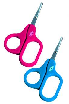 Ножницы Детские Пома, цвет: синий