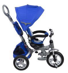 Детский трехколесный велосипед Capella Twist Trike 360, цвет: синий