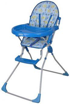 Стульчик для кормления Selby 152, цвет: голубой