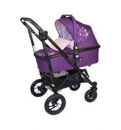 Коляска-трансформер BabyHit Drive 2, цвет: violet