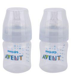 Бутылочка Avent для кормления полипропилен 0-6 мес, 125 мл