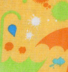 Нагрудник Витоша защитный, цвет: желтый