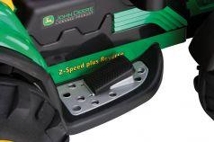 Электромобиль Peg-Perego John Deere Ground Force, цвет: черный/зеленый