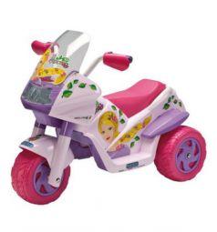 Электромобиль Peg-Perego Raider princess, цвет: розовый