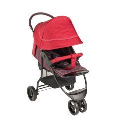 Прогулочная коляска Happy Baby Ultima, цвет: maroon