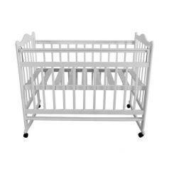 Кровать-качалка Briciola, цвет: белый