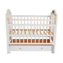 Кроватка Briciola 10, цвет: белый