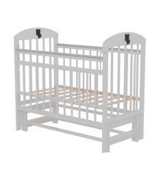 Кровать Briciola 9, цвет: белый