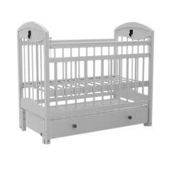 Кроватка Briciola 3, цвет: белый