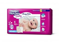 Детские пеленки Helen Harper Baby (60 х 60) 60х60 см, 5 шт