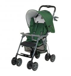 Прогулочная коляска Foppapedretti Tokio, цвет: green