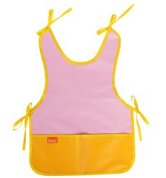 Нагрудник Витоша защитный, цвет: желтый-розовый