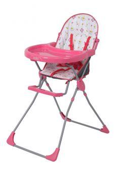 Стульчик для кормления Selby 152, цвет: розовый