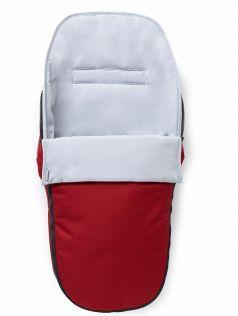 Конверт Nuna к коляске Pepp/Luxx Footmuff, цвет: Scarlet