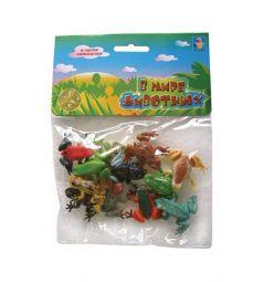 Игровой набор 1Toy В мире животных Лягушки