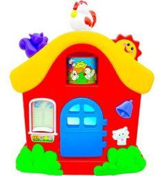Развивающая игрушка Kiddieland Интерактивный домик