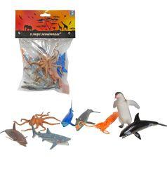 Игровой набор 1Toy В мире животных Морские обитатели