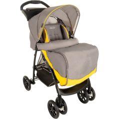 Прогулочная коляска Graco Mirage, цвет: yellow/grey