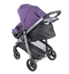 Прогулочная коляска Graco Modes, цвет: фиолетовый