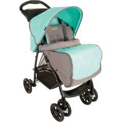 Прогулочная коляска Graco Mirage, цвет: mint/grey