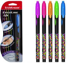 Ручка шариковая автоматическая Erich Krause Ultra Glide ErgoLine Next