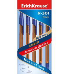 Ручка шариковая Erich Krause R-301 Amber