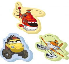 Ластик фигурный Disney Самолеты Dusty Smoke Jumpers