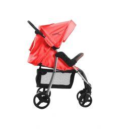 Прогулочная коляска Asalvo Ibiza, цвет: red