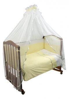 Бортик в кроватку Сонный гномик Пушистик