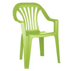 Детский стул Бытпласт, цвет:зеленый
