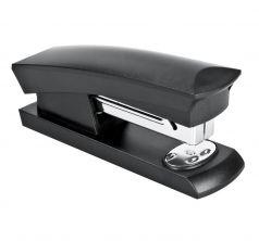 Степлер цвет корпуса: черный кол-во пробиваемых листов: до 15 Erich Krause 24/6 Eco
