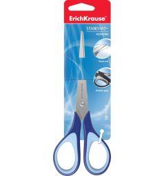 Ножницы длина: 190 мм материал ручек: пластик Erich Krause Standart+