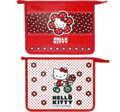 Папка для тетрадей А5 Action Hello Kitty на молнии